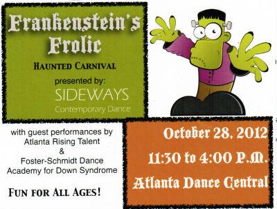 Frankenstein's Frolic – October 28th!