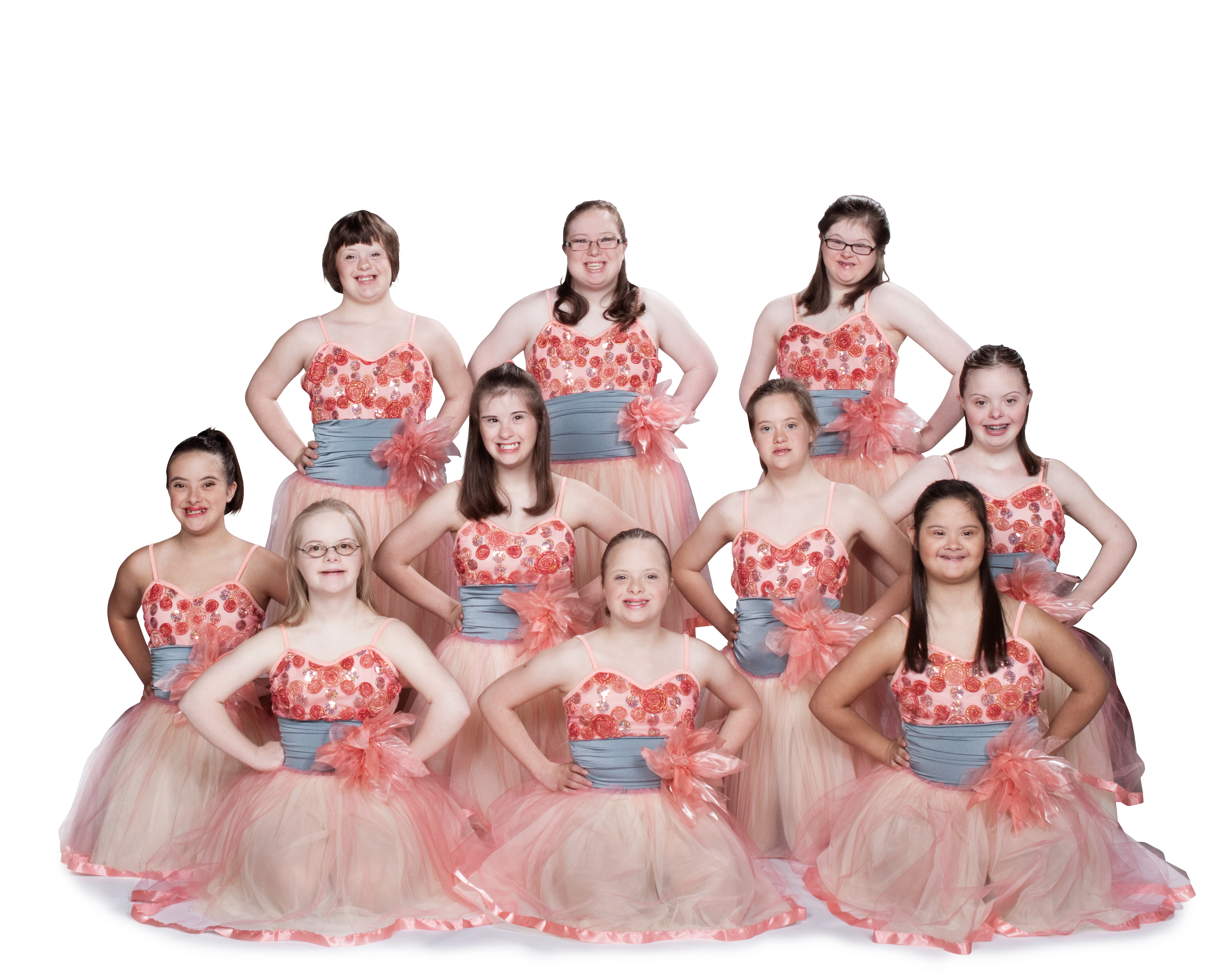 Introducing the Foster-Schmidt Dance Company!