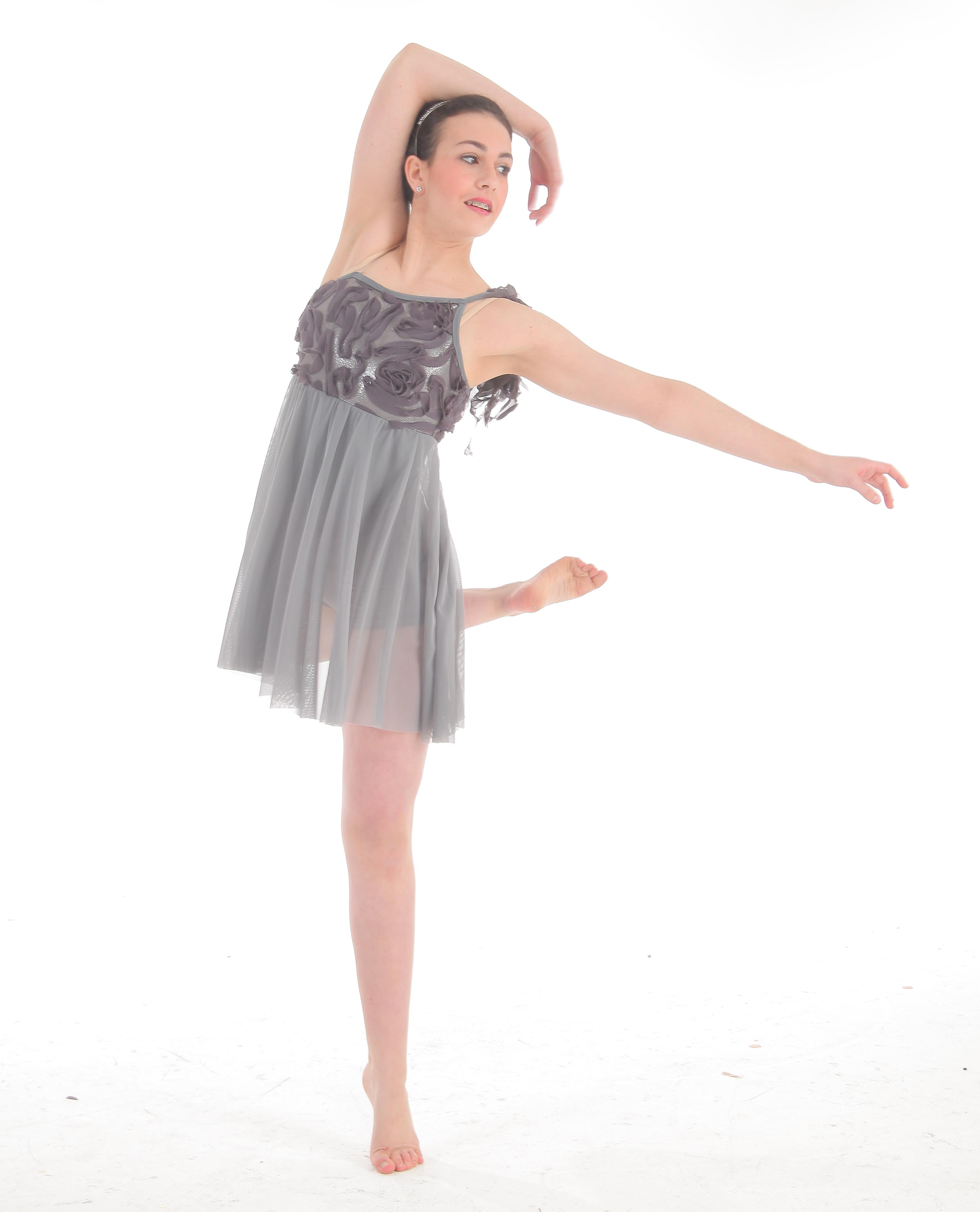 Student Choreographer Kate Buchanan!