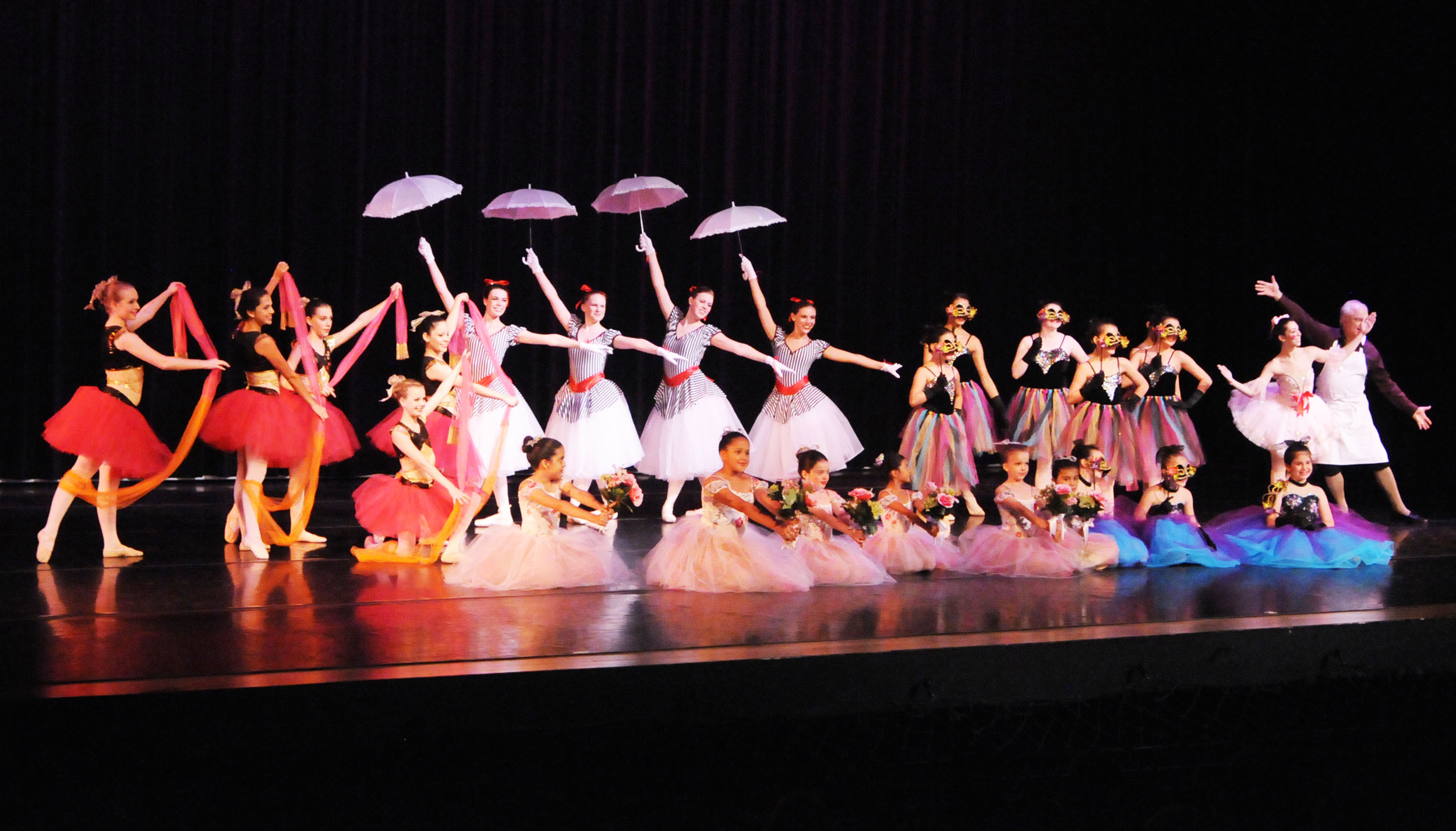 Insider Info: Ms. Mary Ann's Ballet Production!
