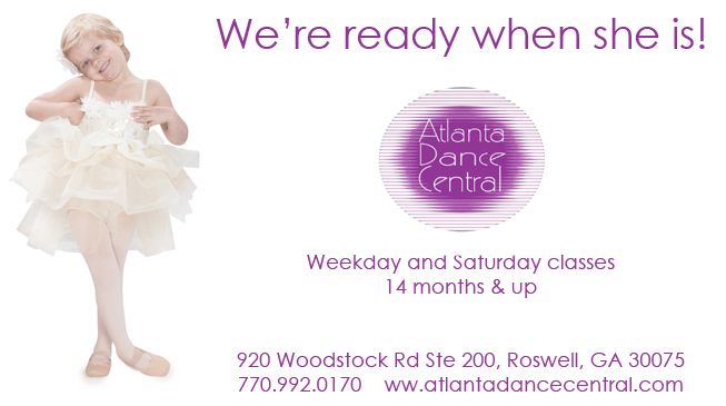 Atlanta Dance Central Open House this Weekend!