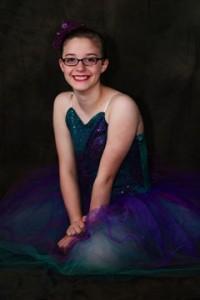 Julia Dance Portraits