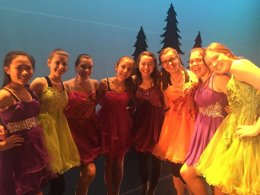 Behind the Scenes Recital Themes!